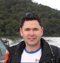 Vice-presidente do Jeep Clube São Bento