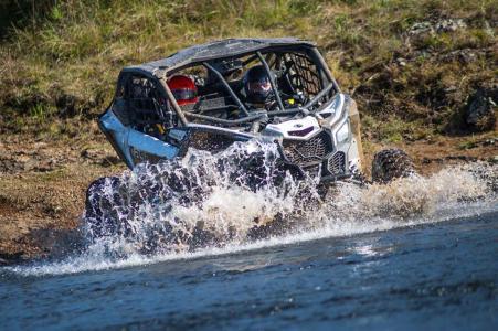 Três pódios no Rally Rota SC