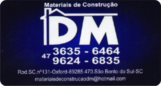 Materiais de Contrução DM
